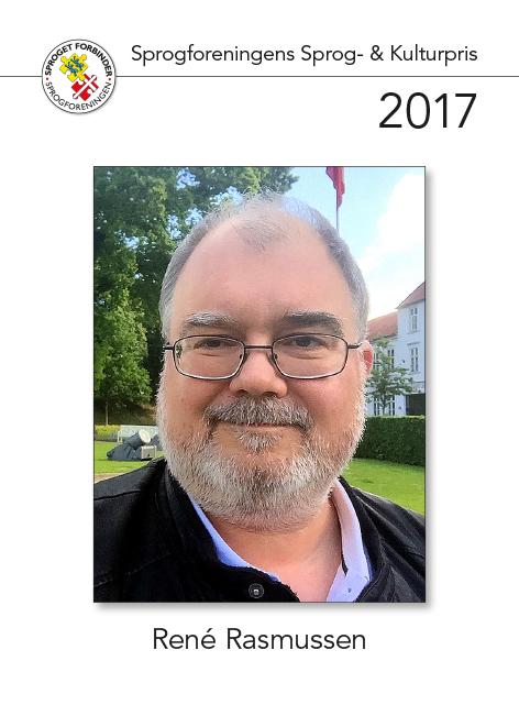 Modtager af Sprog- og Kulturprisen 2017
