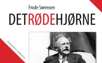 Ny bogudgivelse – DET RØDE HJØRNE – I. P. NIELSEN 1873-1952
