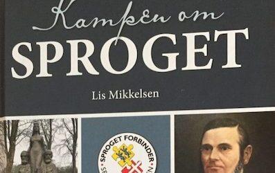 """Ny bogudgivelse – """"Kampen om sproget"""""""